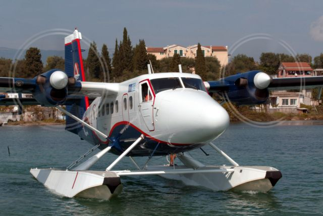 Environmental terms for Thessaloniki hydroplane airport approved | tovima.gr