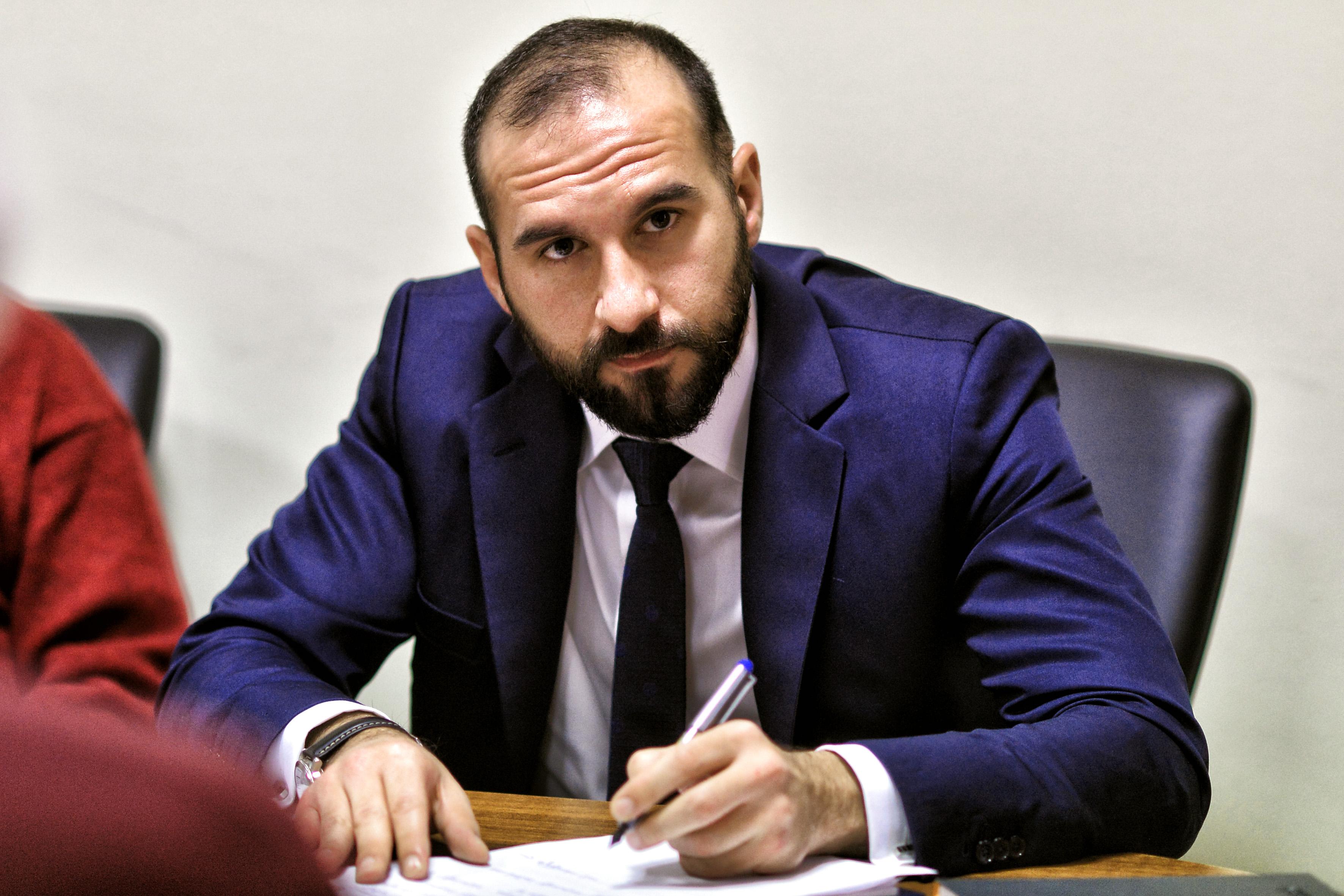 Αιχμές Τζανακόπουλου για διασύνδεση ΝΔ-διαπλοκής | tovima.gr