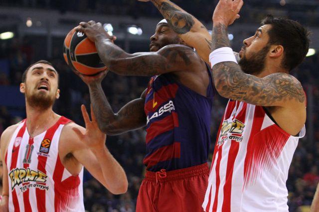 Ευρωλίγκα: Ψάχνοντας το διπλό στη Βαρκελώνη ο Ολυμπιακός (22:00)   tovima.gr