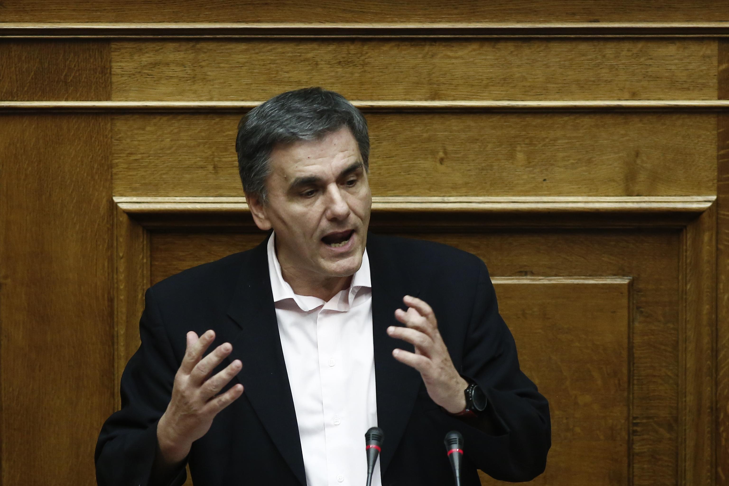 Βρυξέλλες: Καλό σημείο εκκίνησης για μια συμφωνία η επιστολή Τσακαλώτου   tovima.gr