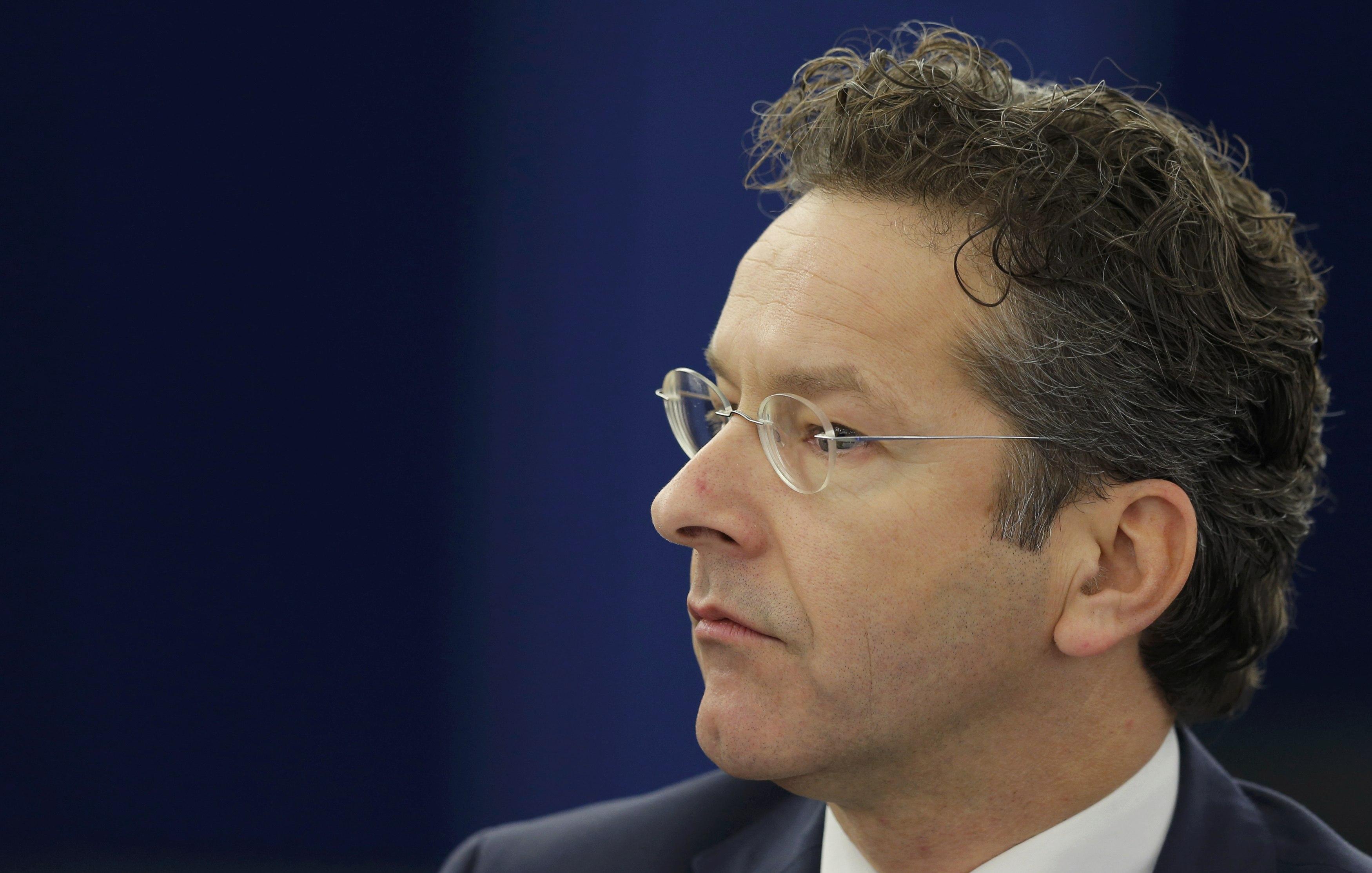 Ντάισελμπλουμ: Πρόγραμμα χωρίς το ΔΝΤ δεν υπάρχει | tovima.gr