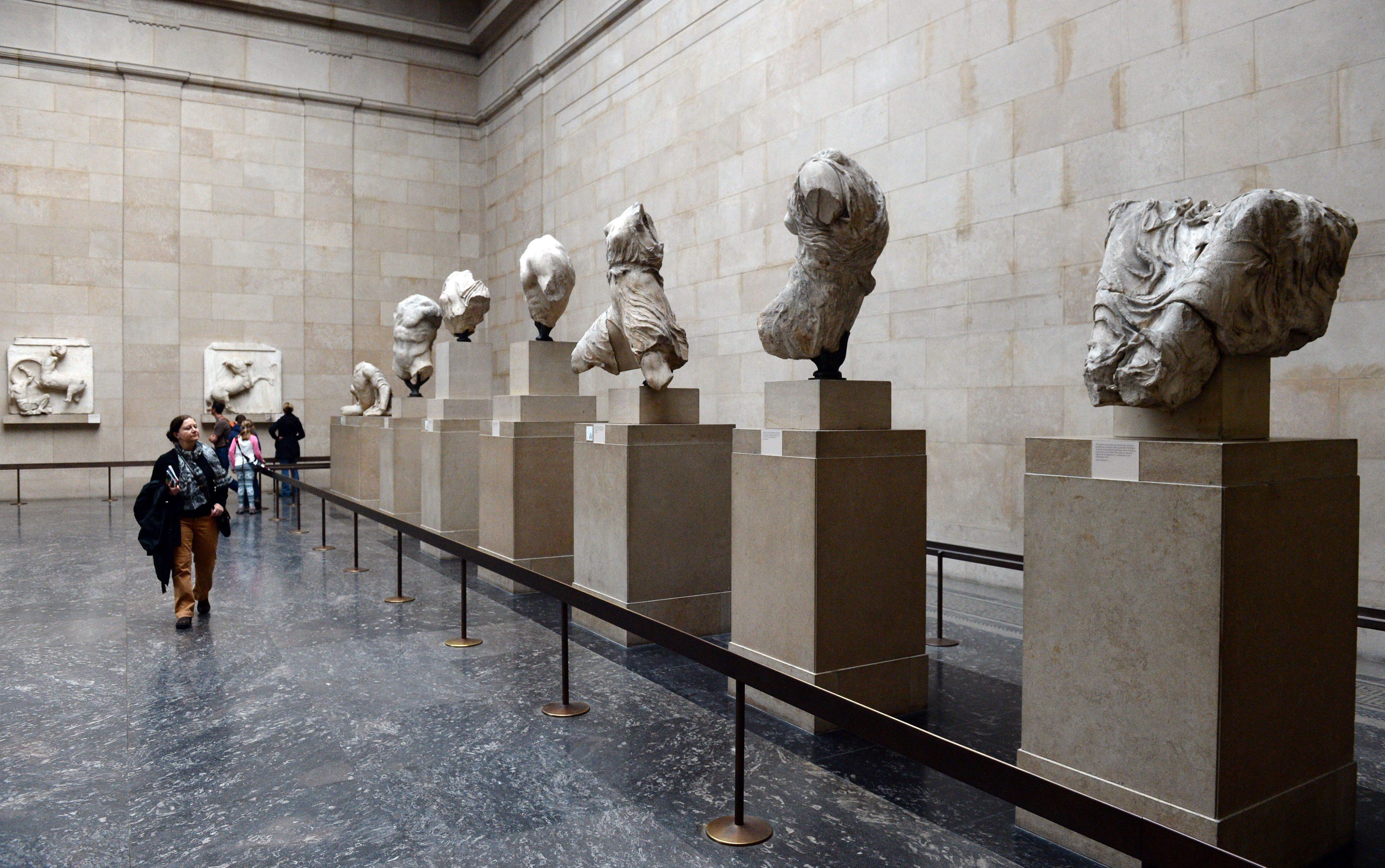 Η Ελλάδα δανείζει θησαυρούς για την επιστροφή των Γλυπτών του Παρθενώνα | tovima.gr