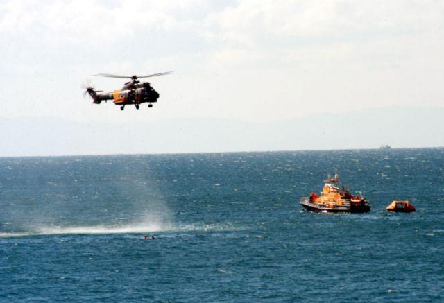 Ακαρπες οι έρευνες για τρεις αγνοούμενους πρόσφυγες | tovima.gr