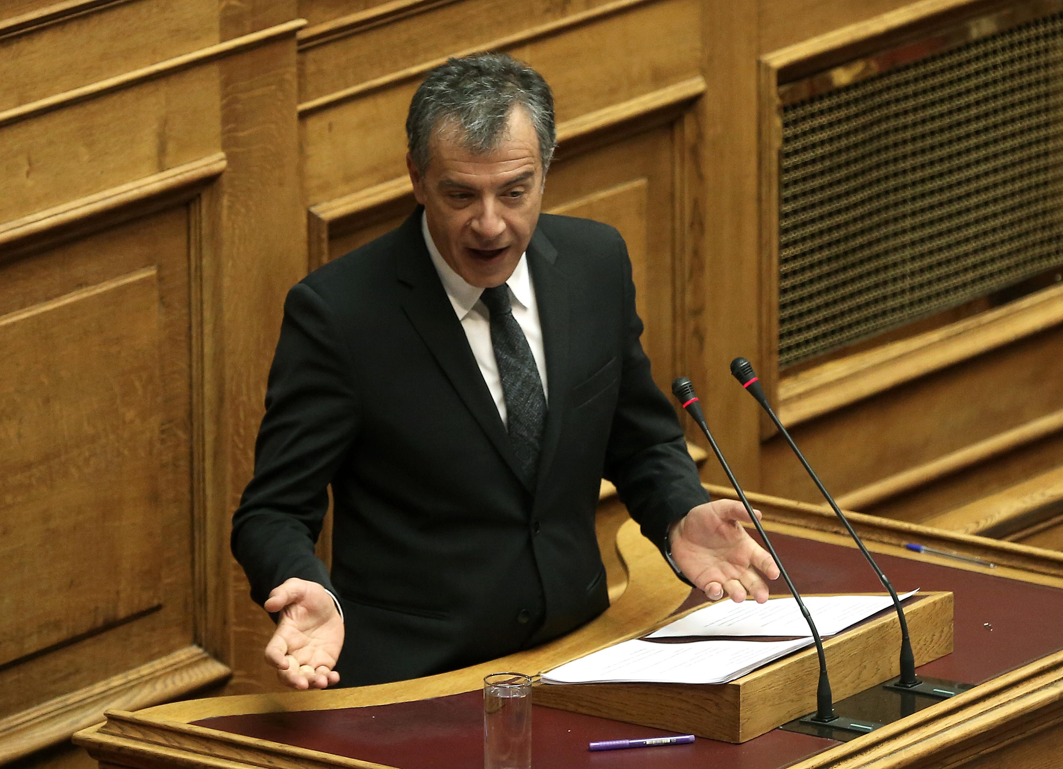 Για «εξαγορά βουλευτών» κάνει λόγο το Ποτάμι για την υπόθεση Μπαργιώτα | tovima.gr