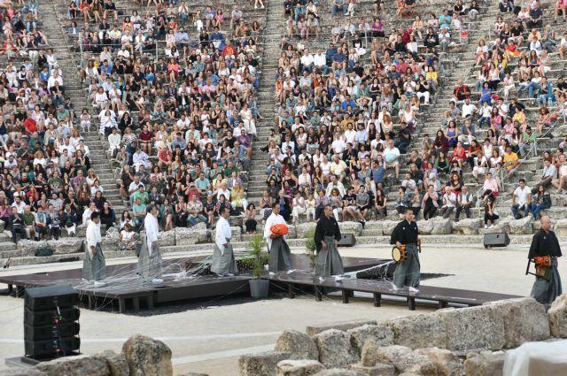Νέα έρευνα για την ακουστική του αρχαίου θεάτρου της Επιδαύρου | tovima.gr
