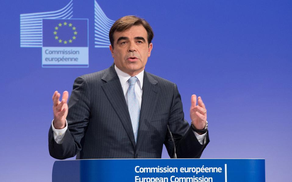 End of bailout a new chapter for Greece, says European Commision | tovima.gr