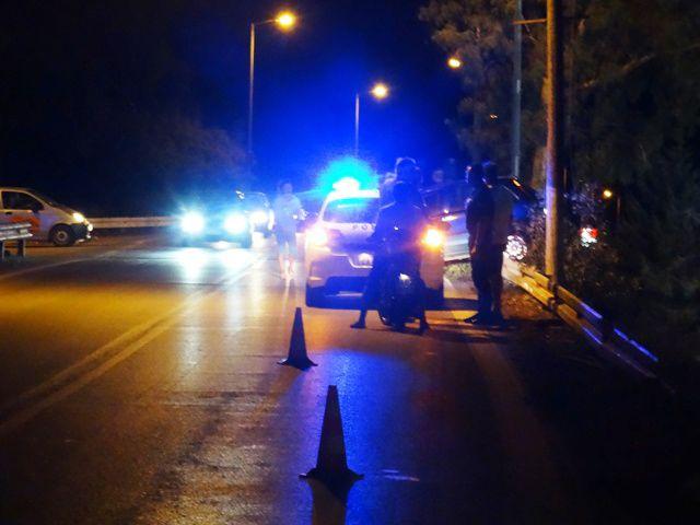 Θεσσαλονίκη: Καταδίωξη δύο διακινητών από την ΕΛ.ΑΣ. | tovima.gr