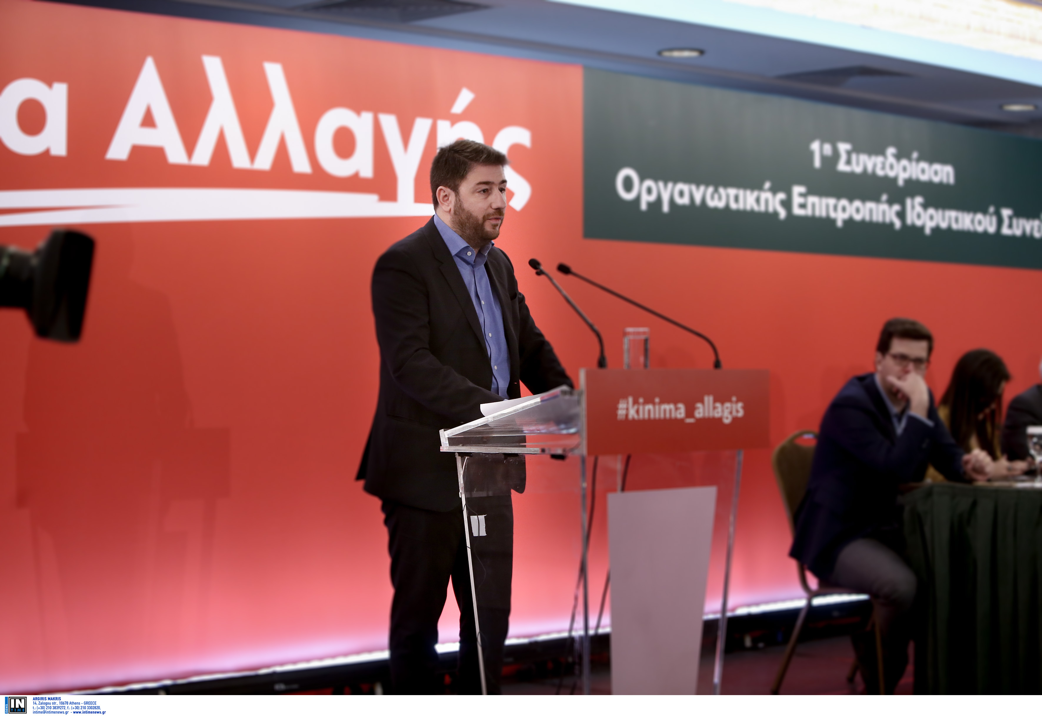 Ν. Ανδρουλάκης: Επίθεση σε κυβέρνηση και ΝΔ για το Σκοπιανό | tovima.gr