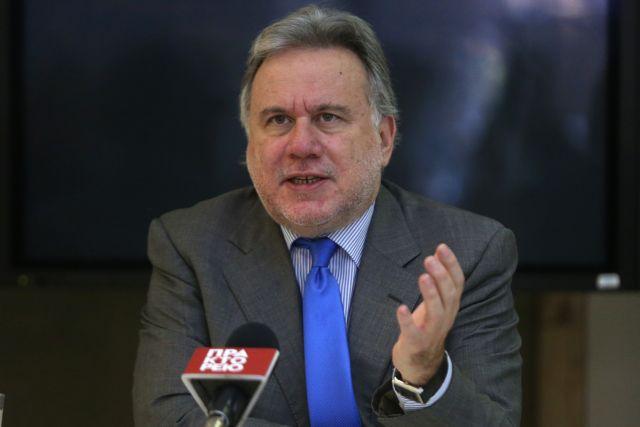 Κατρούγκαλος: Οι ΑΝΕΛ προέρχονται από ένα ακροδεξιό κόμμα | tovima.gr