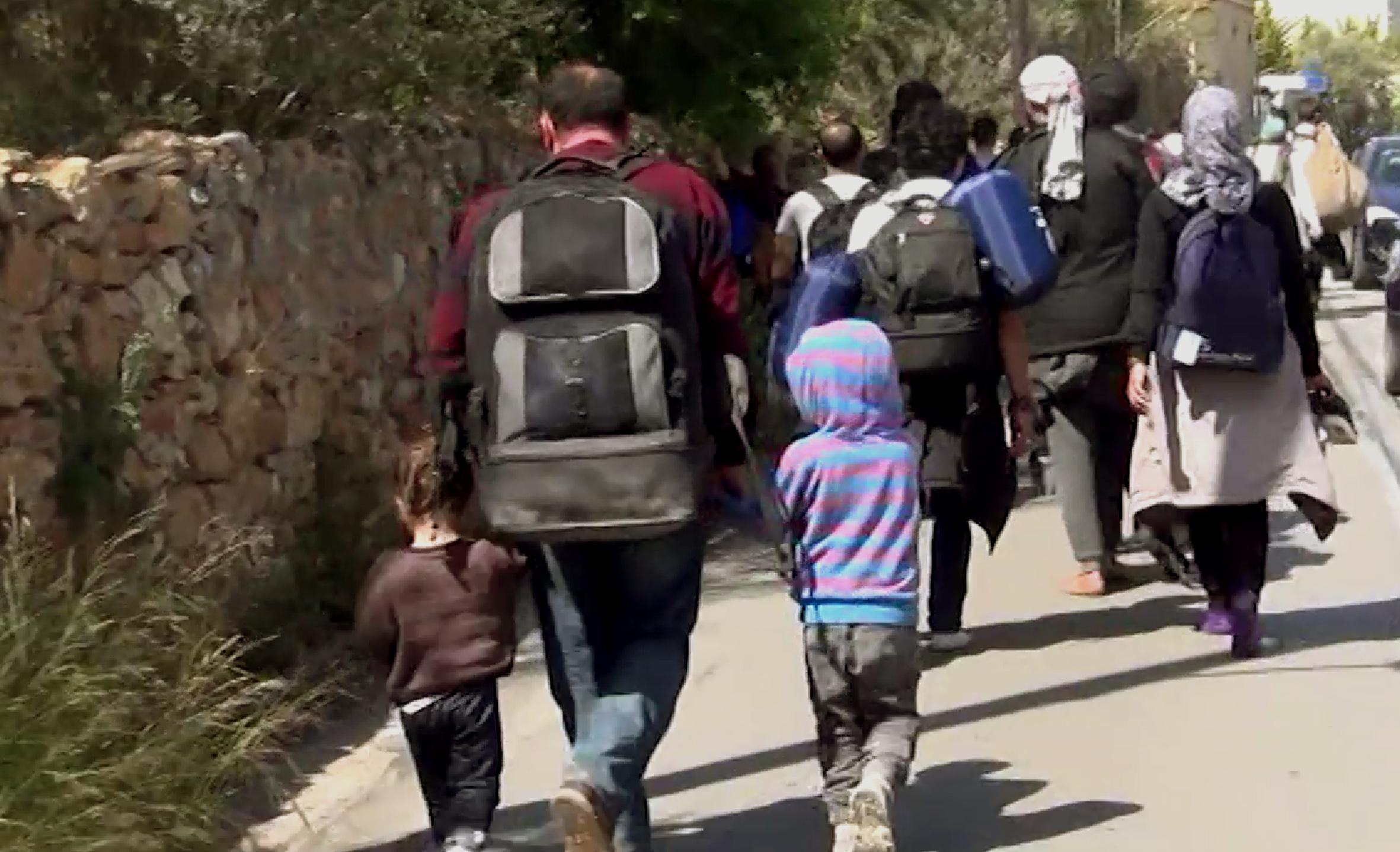 Χίος: Ανεπιθύμητοι στο Χαλκειό οι βουλευτές της Χρυσής Αυγής | tovima.gr