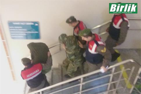Σήμερα, Δευτέρα κρίνεται η τύχη των ελλήνων στρατιωτικών που συνελήφθησαν από τους Τούρκους στον Εβρο | tovima.gr