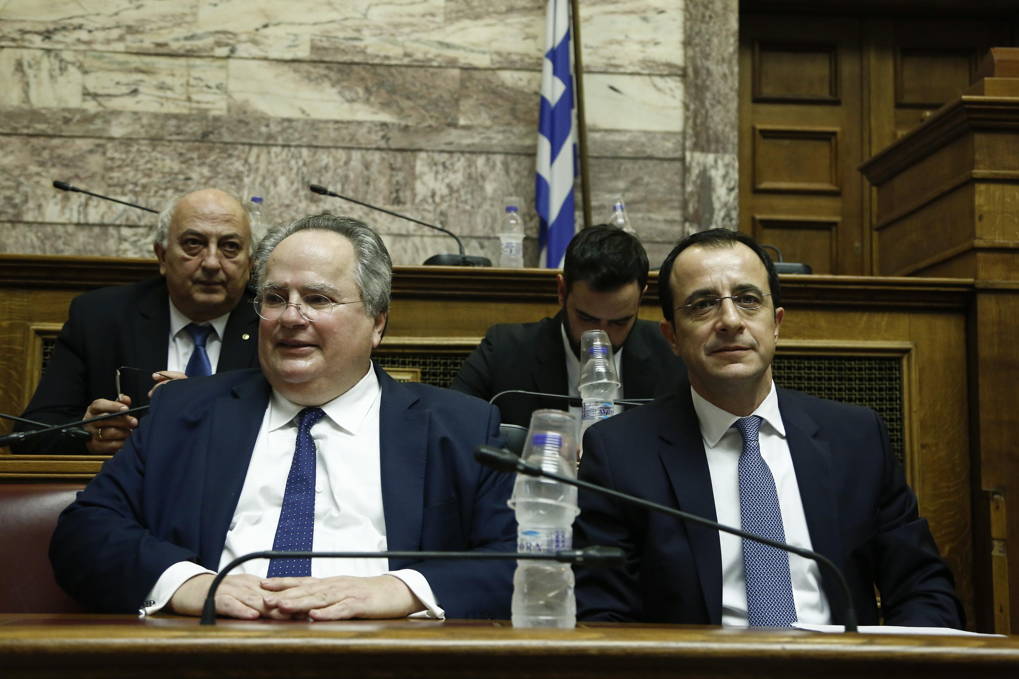 Επιτροπή Εξωτερικών της Βουλής: Προβληματισμός για την εξέλιξη της υπόθεσης των δυο στρατιωτικών   tovima.gr