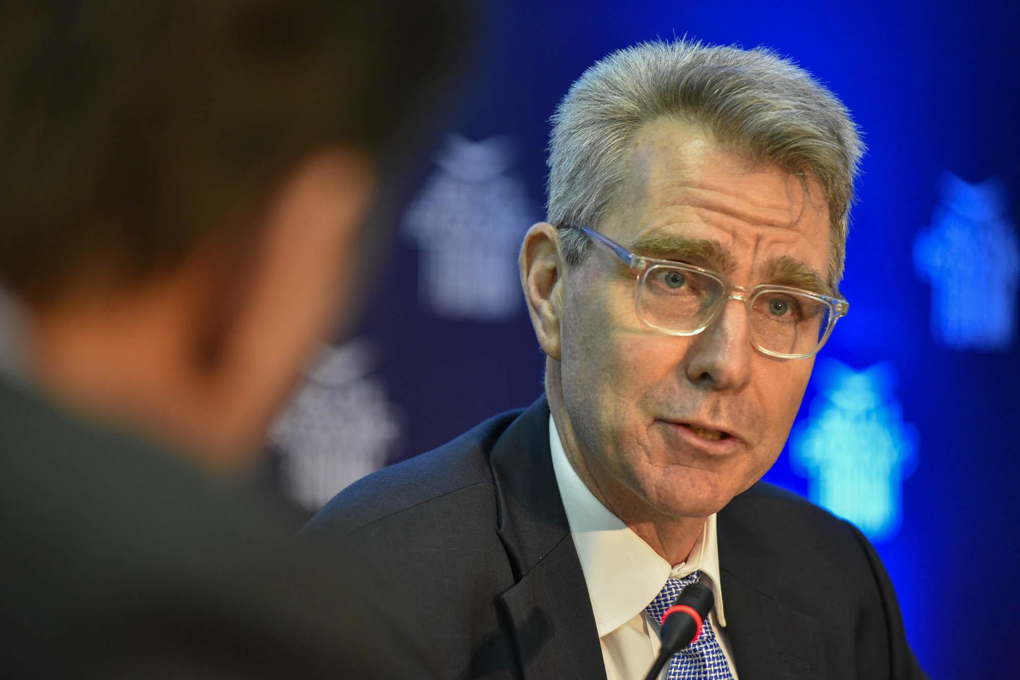 Το αναπτυξιακό σχέδιο συζητήθηκε στη συνάντηση Πάιατ – Τσακαλώτου | tovima.gr