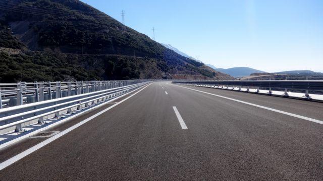 Κυκλοφοριακές ρυθμίσεις την Τετάρτη στην Ιονία Οδό | tovima.gr