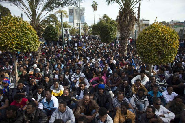 Ισραήλ: Ανεστάλη το σχέδιο απέλασης αφρικανών μεταναστών | tovima.gr