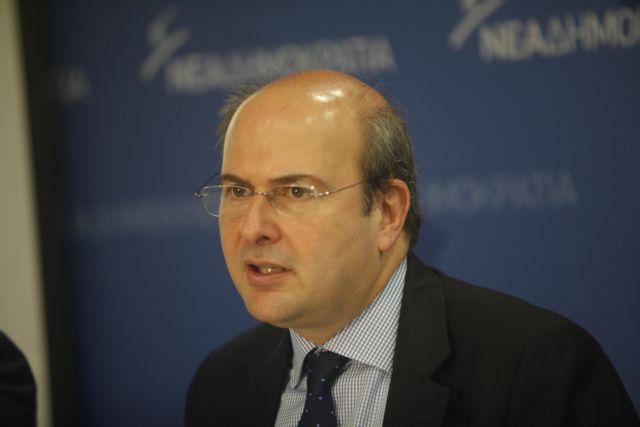 Χατζηδάκης: O Σπίρτζης έδωσε «πανωπροίκι» 500 εκ. σε εργολάβους   tovima.gr