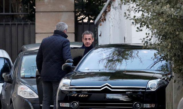 Σαρκοζί: Οι συκοφαντίες έχουν κάνει τη ζωή μου κόλαση   tovima.gr