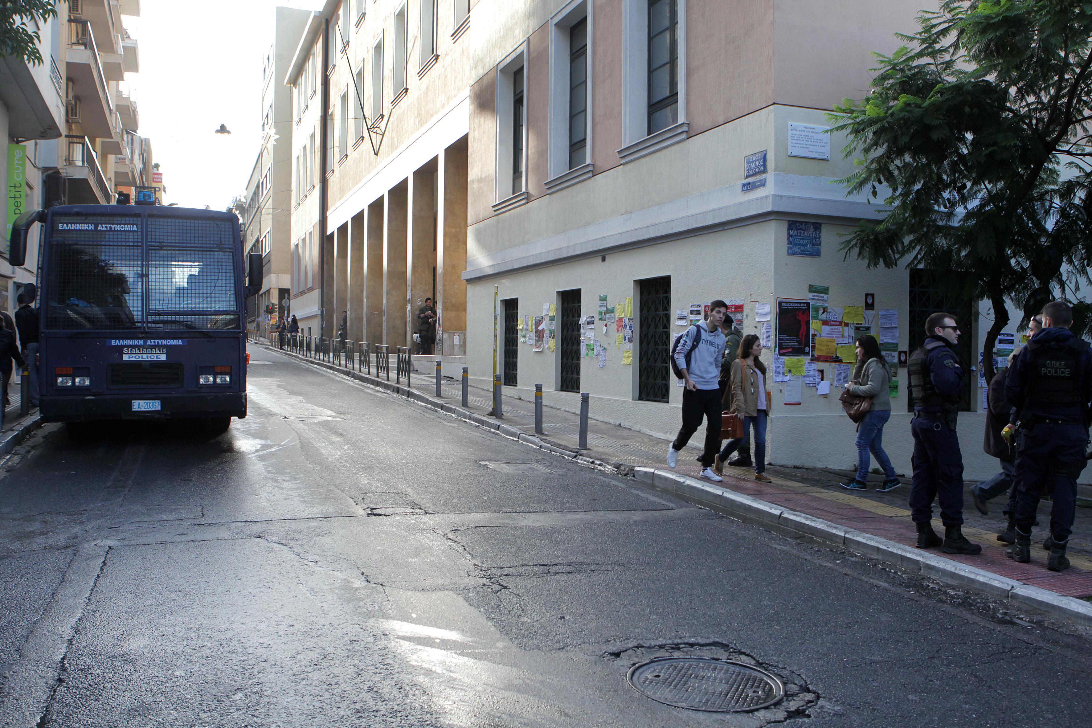 «Κραυγή αγωνίας» καθηγητών για την κατάσταση στη Νομική Αθηνών   tovima.gr
