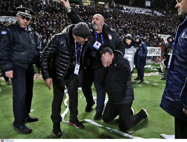 Super League: Δεν αφαιρούνται βαθμοί από τον ΠΑΟΚ | tovima.gr