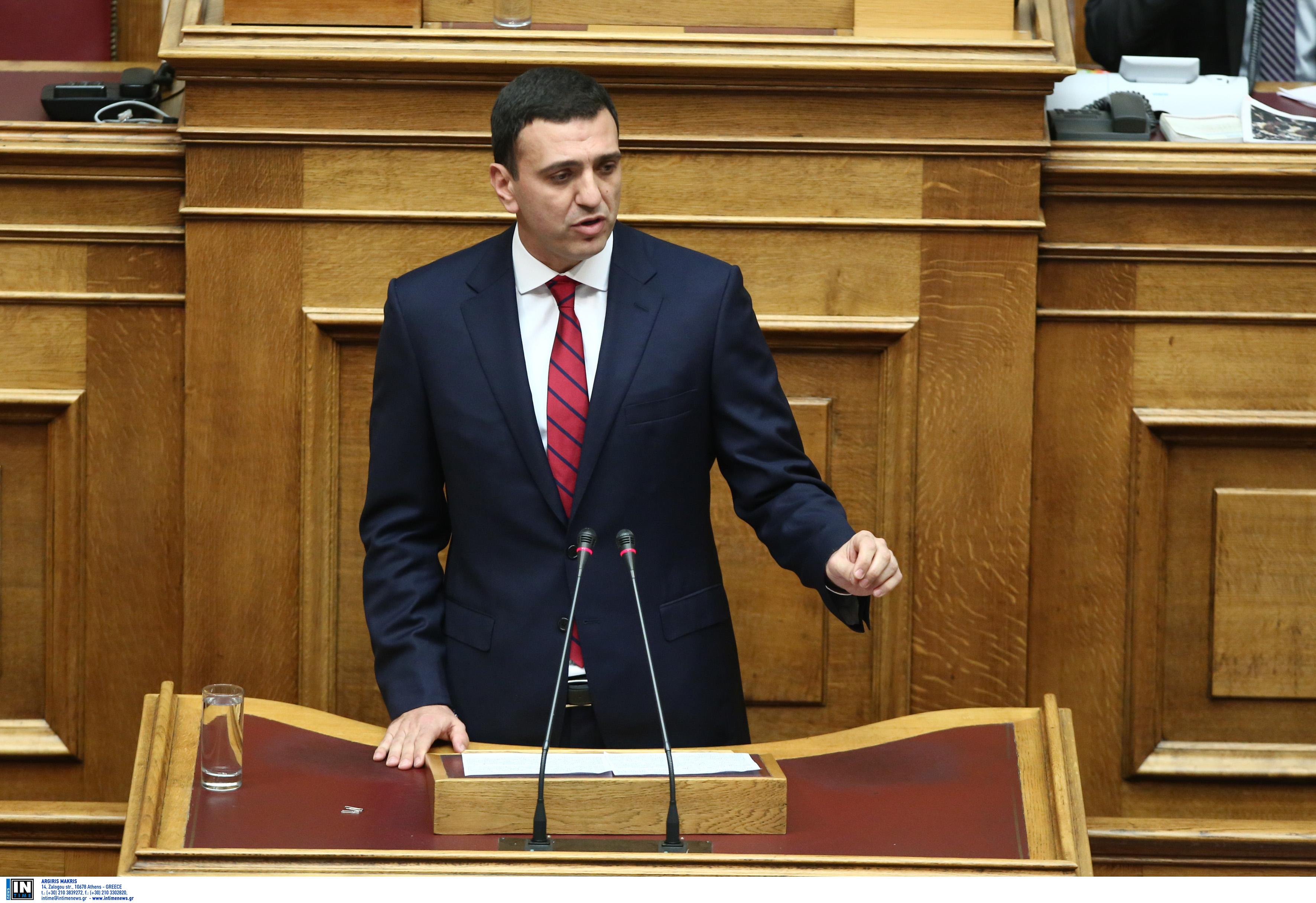 Κικίλιας: Υπεύθυνη για την κατάσταση στα εθνικά θέματα η κυβέρνηση   tovima.gr
