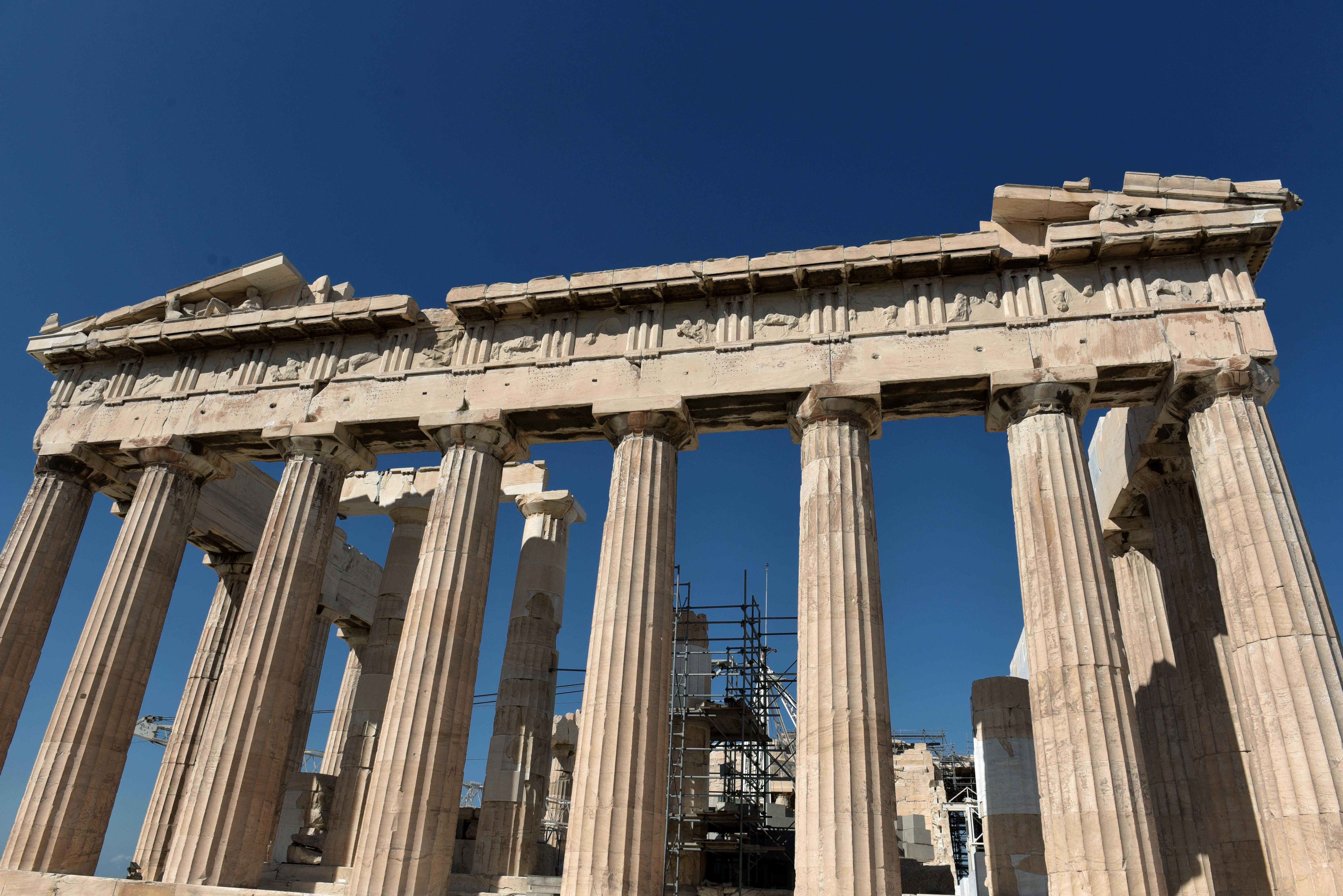 Ανεστάλη η κινητοποίηση στους αρχαιολογικούς χώρους   tovima.gr