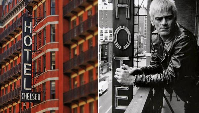 Στο σφυρί 55 «διάσημες» πόρτες του Chelsea Hotel   tovima.gr