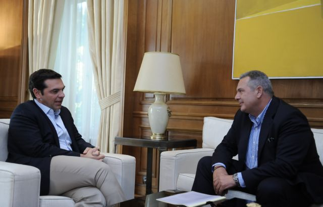 Δημοσκόπηση: Στοιχίζουν στην κυβέρνηση τα εθνικά θέματα | tovima.gr