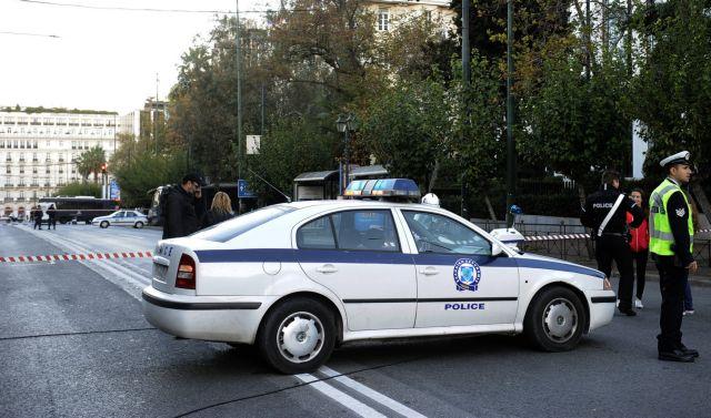 Επίθεση Ρουβίκωνα στη Γαλλική πρεσβεία | tovima.gr