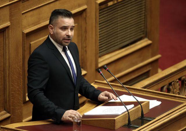 Ανεξαρτητοποιήθηκε ο βουλευτής της Ενωσης Κεντρώων, Γ. Κατσιαντώνης | tovima.gr