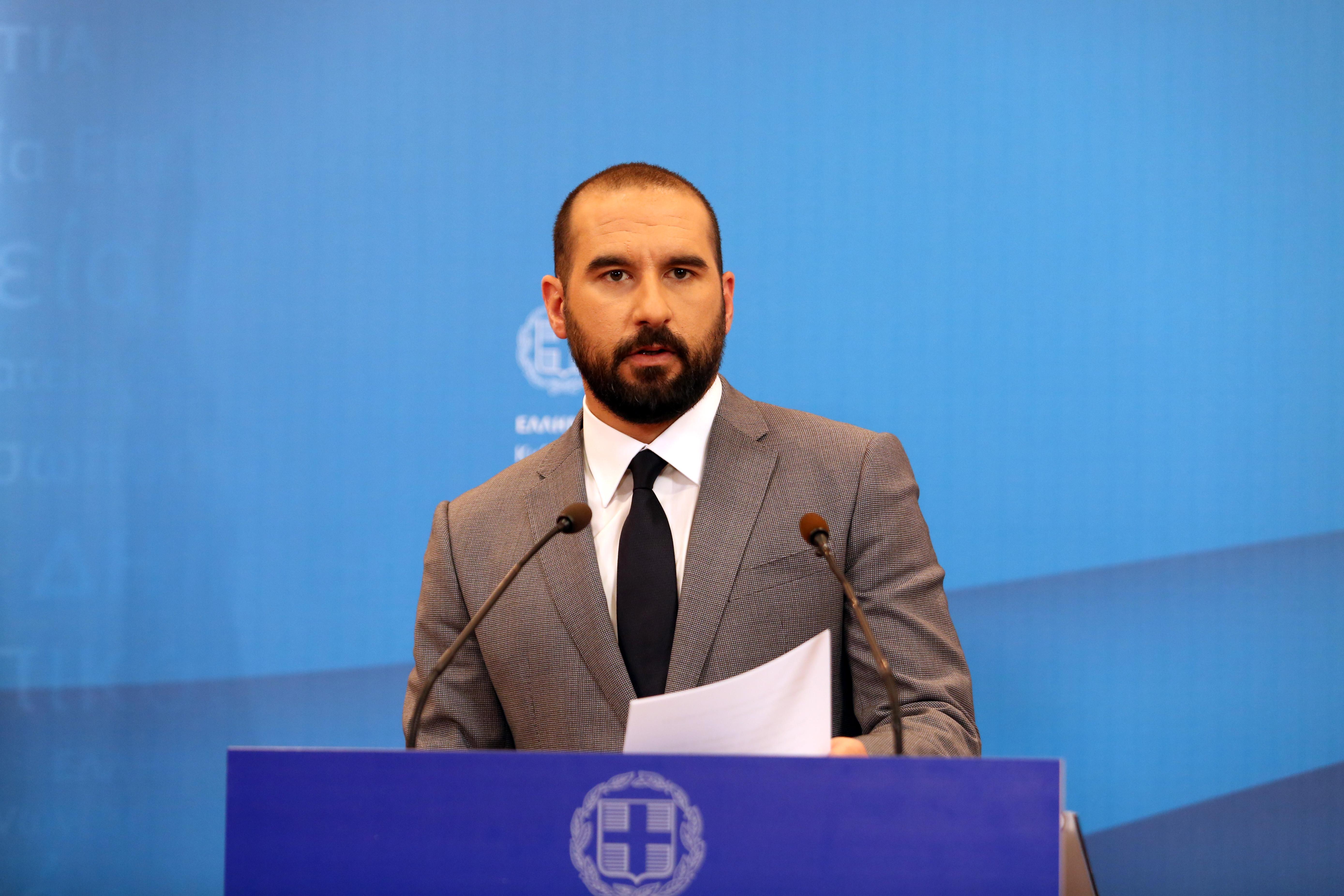 Νέα επίθεση Τζανακόπουλου κατά της ΝΔ | tovima.gr