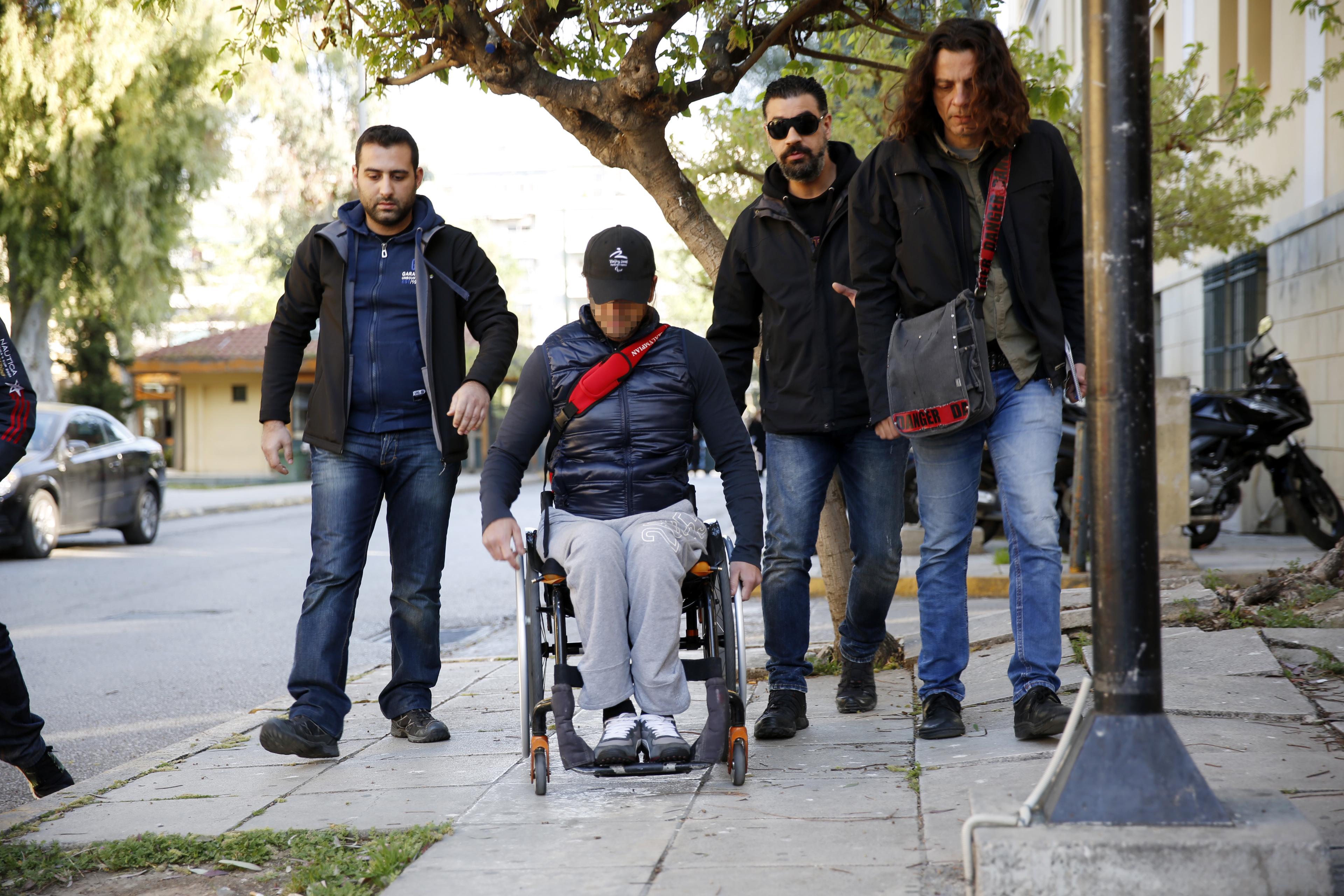 Η απολογία του παραολυμπιονίκη που δολοφόνησε τον ξενοδόχο | tovima.gr
