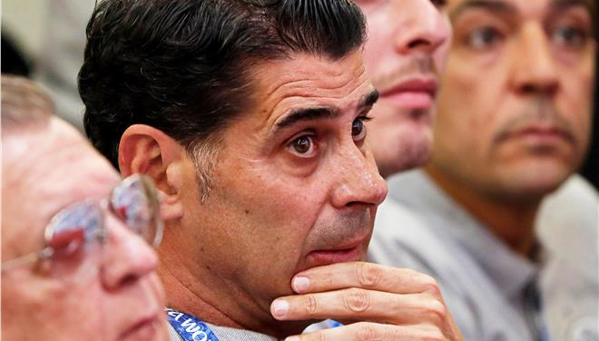 Ισπανία: Ο Φερνάντο Ιέρο νέος προπονητής της Εθνικής | tovima.gr