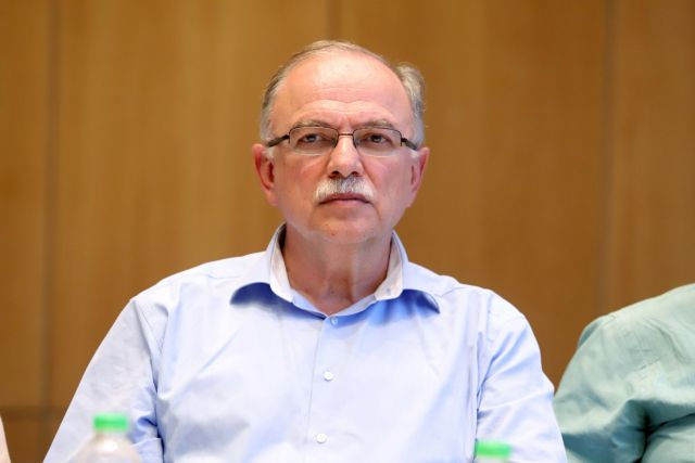 Παπαδημούλης: Η πατριδοκαπηλεία εκτρέφει το φασισμό | tovima.gr