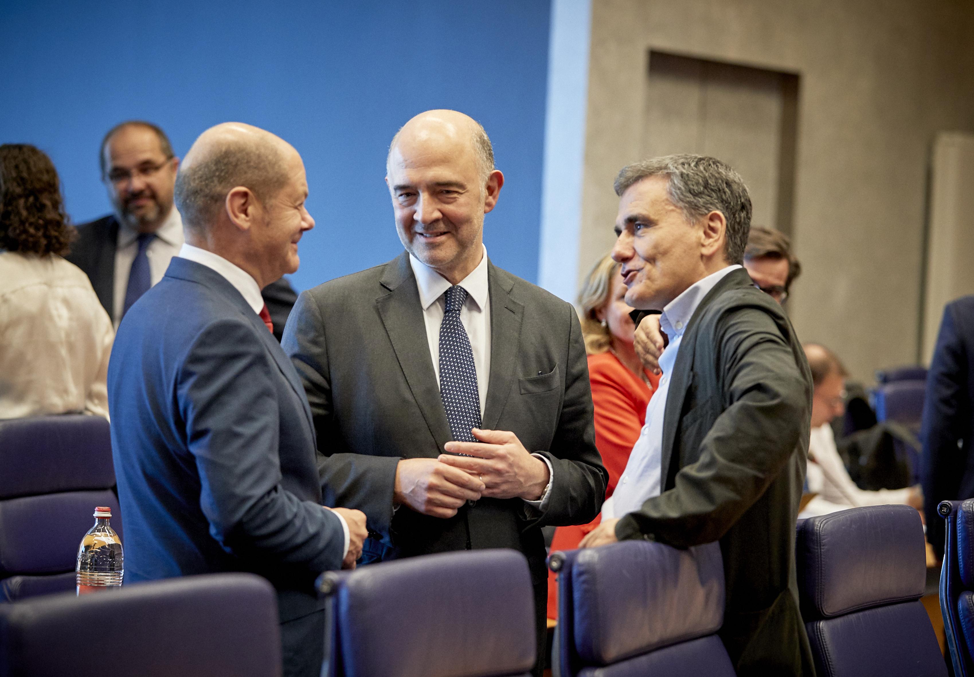 Σολτς: Σύντομα η Ελλάδα θα μπορεί να σταθεί στα πόδια της | tovima.gr