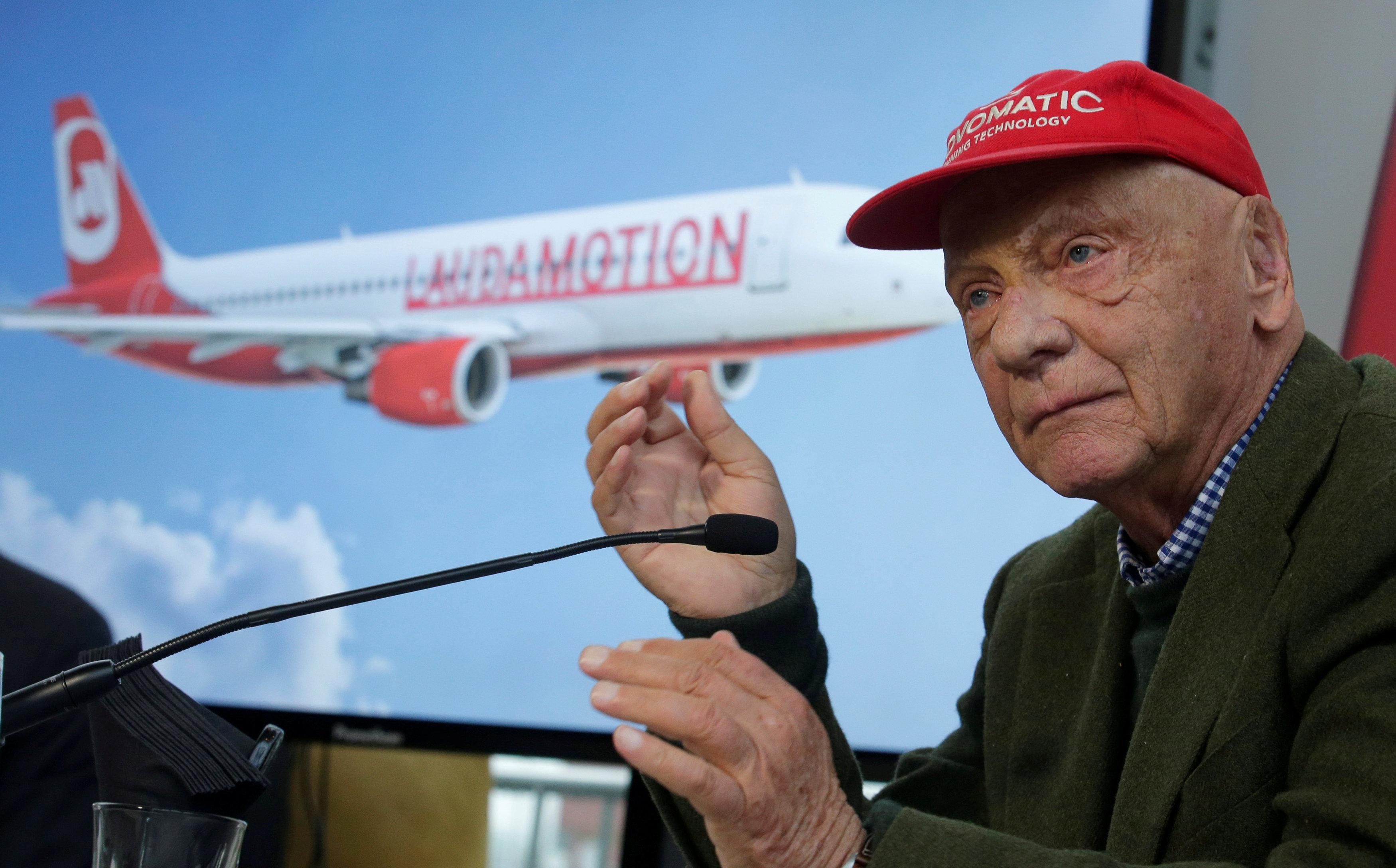 Niki Lauda : Υποβλήθηκε σε μεταμόσχευση πνεύμονα λόγω σοβαρής γρίπης | tovima.gr