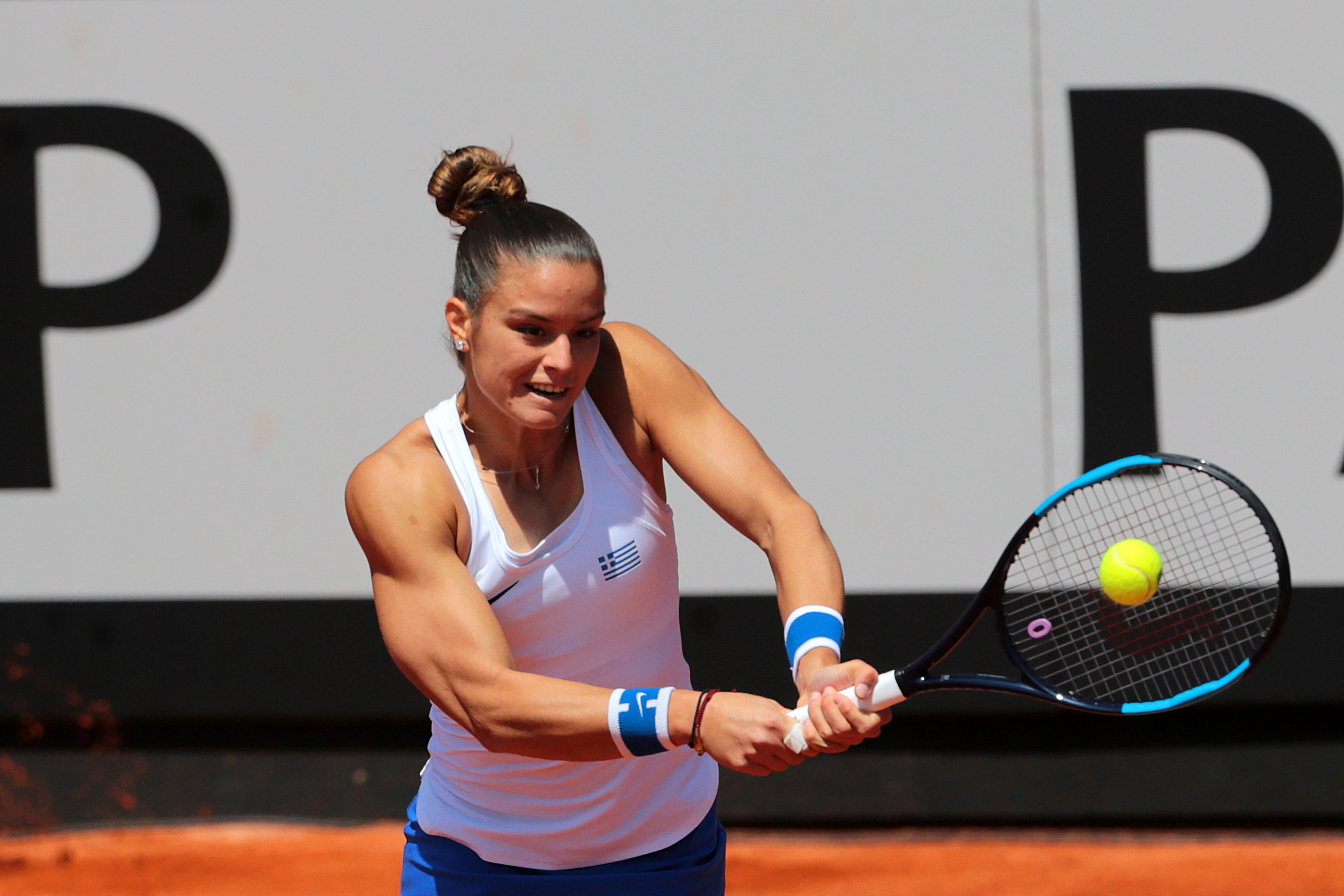 Δεν τα κατάφερε η Σάκκαρη στον τελικό του τουρνουά WTA | tovima.gr