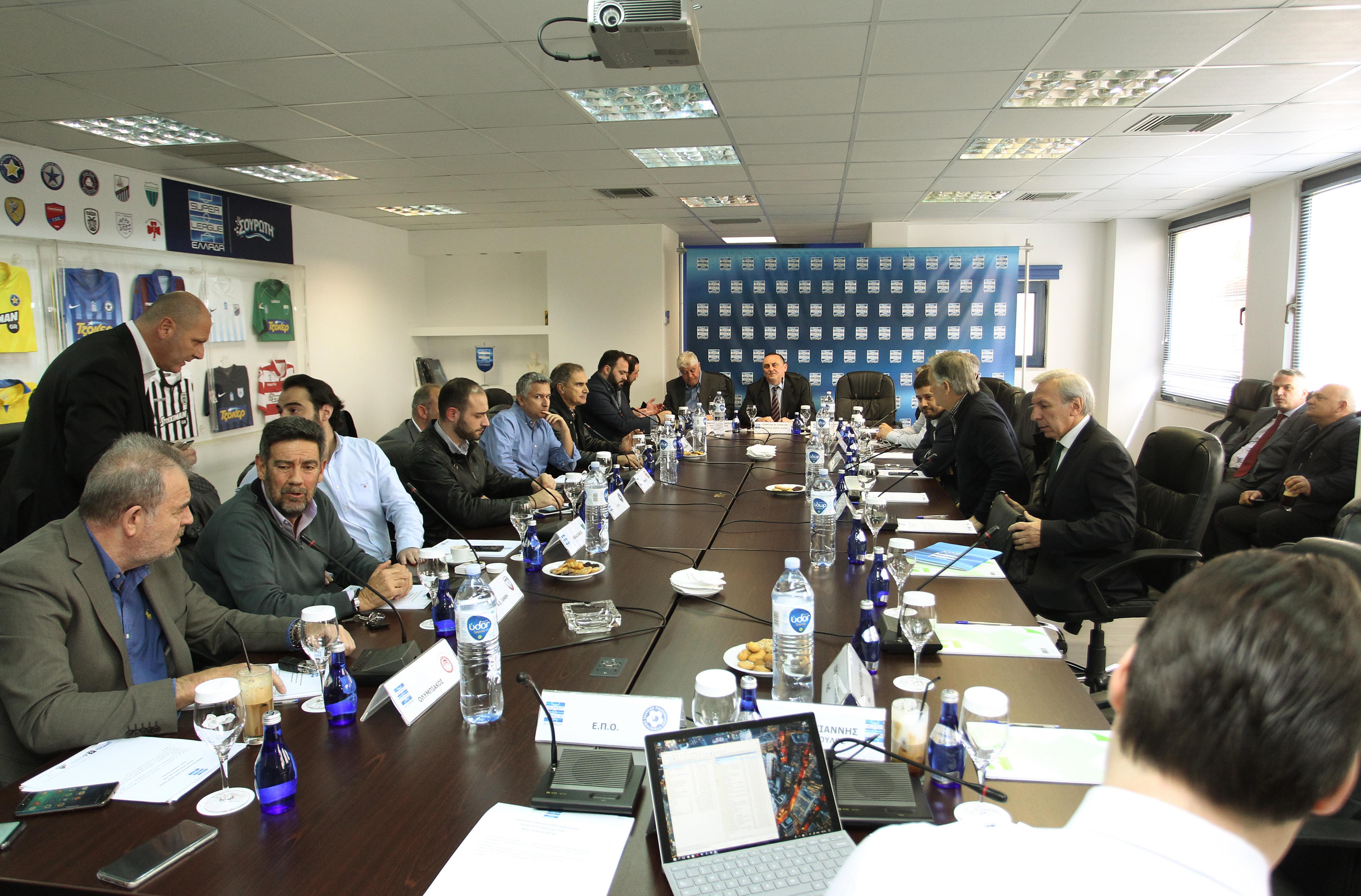 Super League: Αρχίζει το ματς – Βρέθηκε η χρυσή τομή για την τηλεόραση | tovima.gr