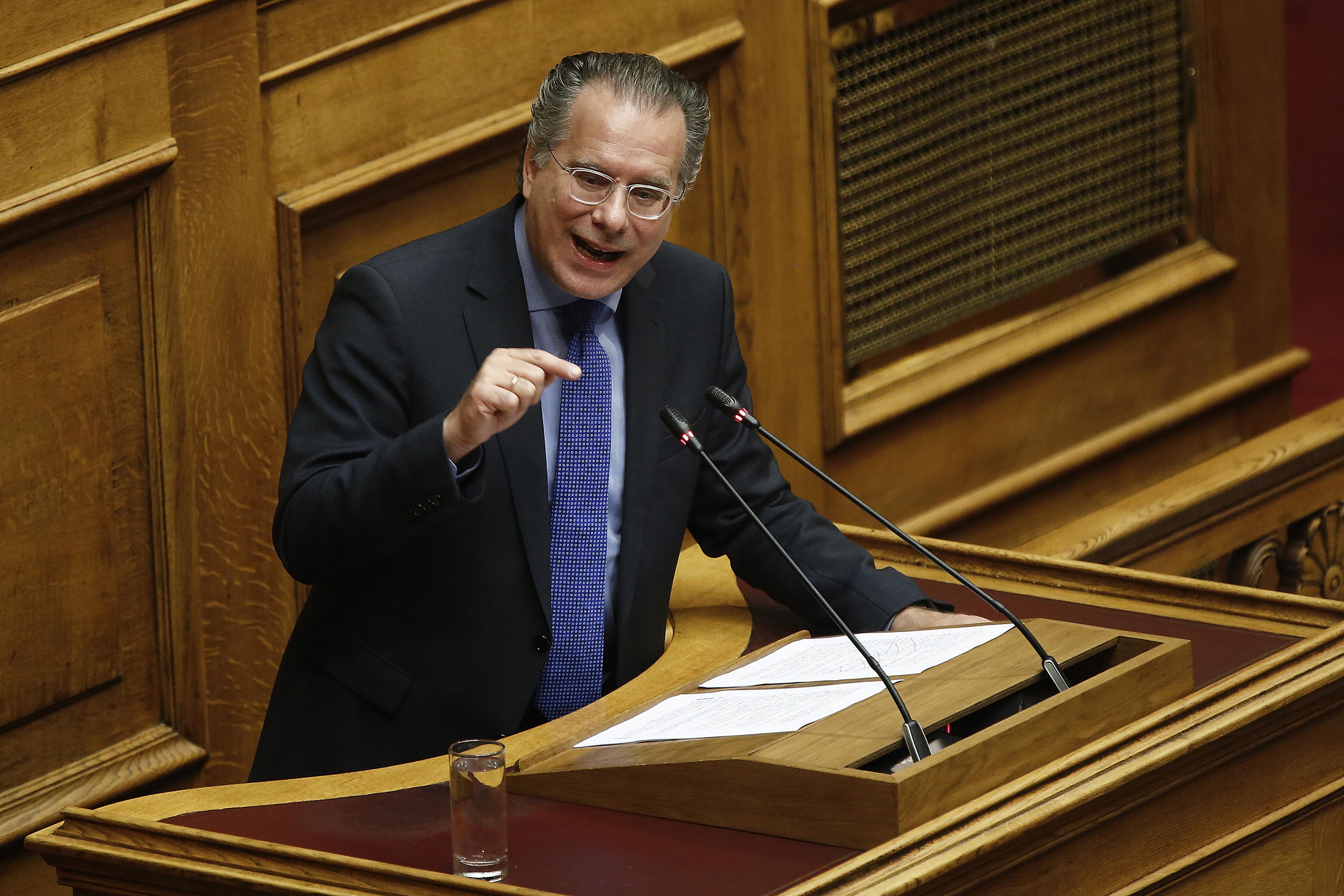 Κουμουτσάκος: Ο ΣΥΡΙΖΑ θα χορεύει μόνος του τον χορό του διχασμού   tovima.gr