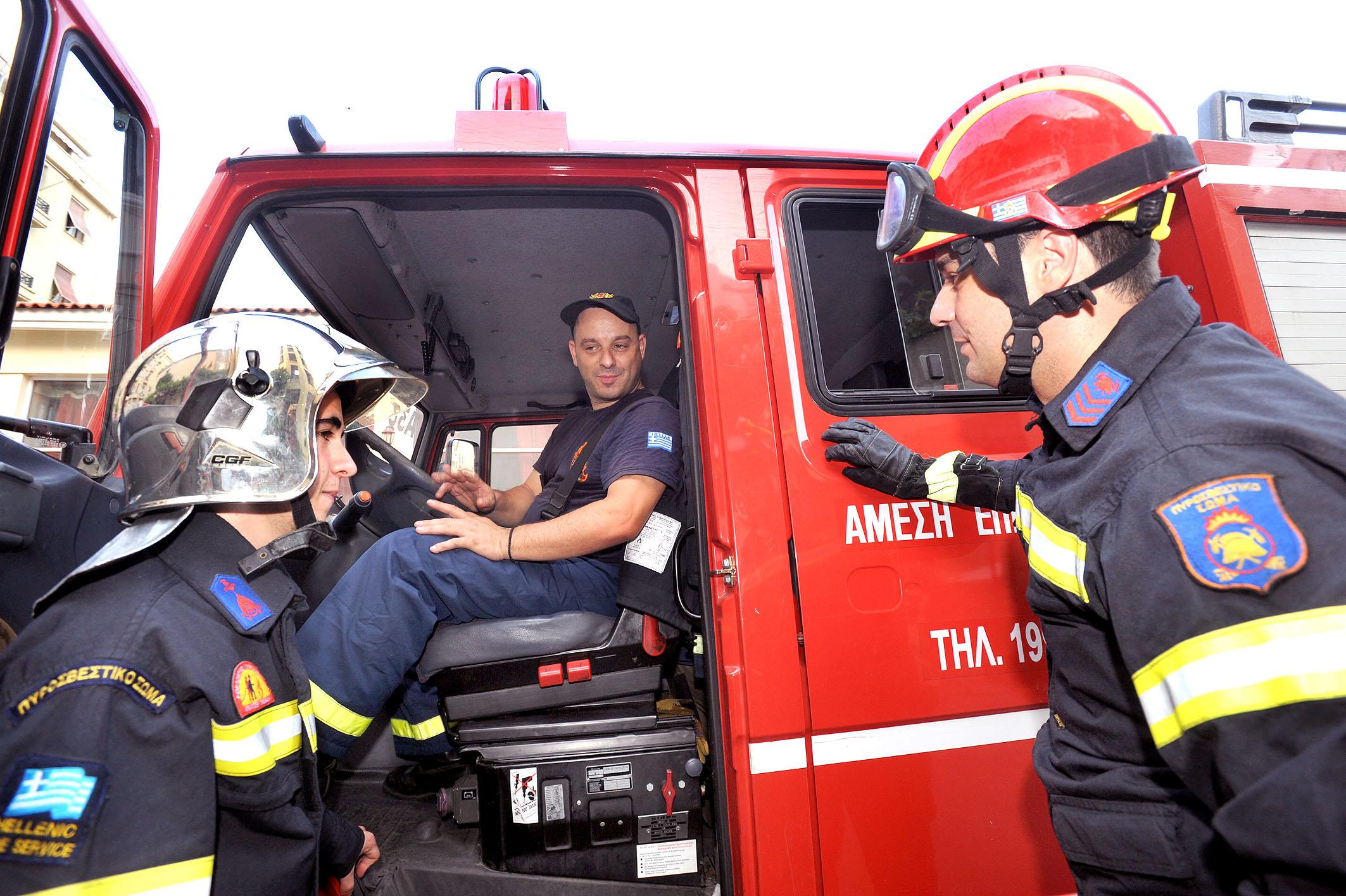 Πυρκαγιά σε εργοστάσιο στη ΒΙΠΕ Κομοτηνής | tovima.gr