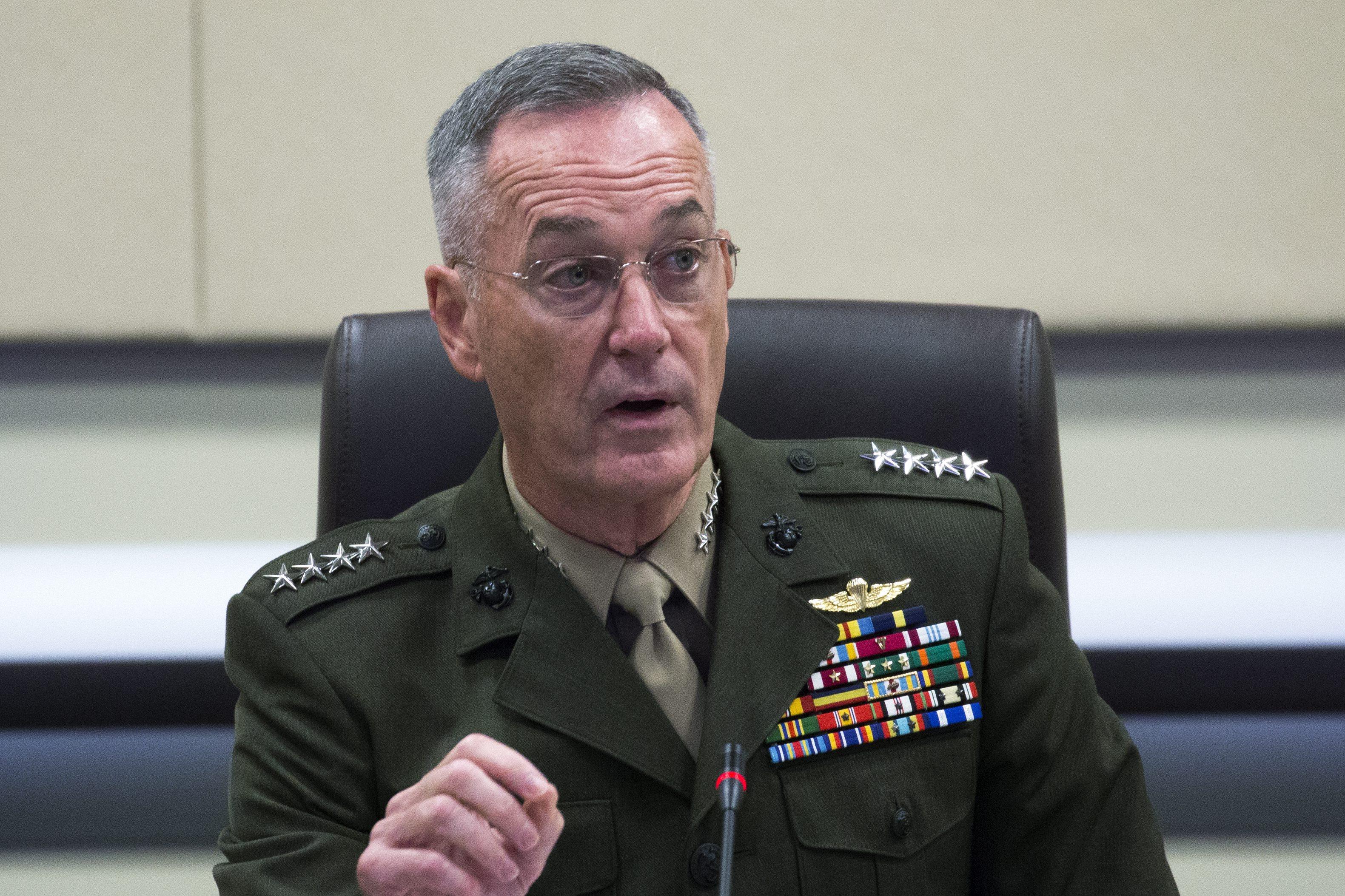 Ο Αρχηγός των αμερικανικών Ενόπλων Δυνάμεων στην Αθήνα | tovima.gr