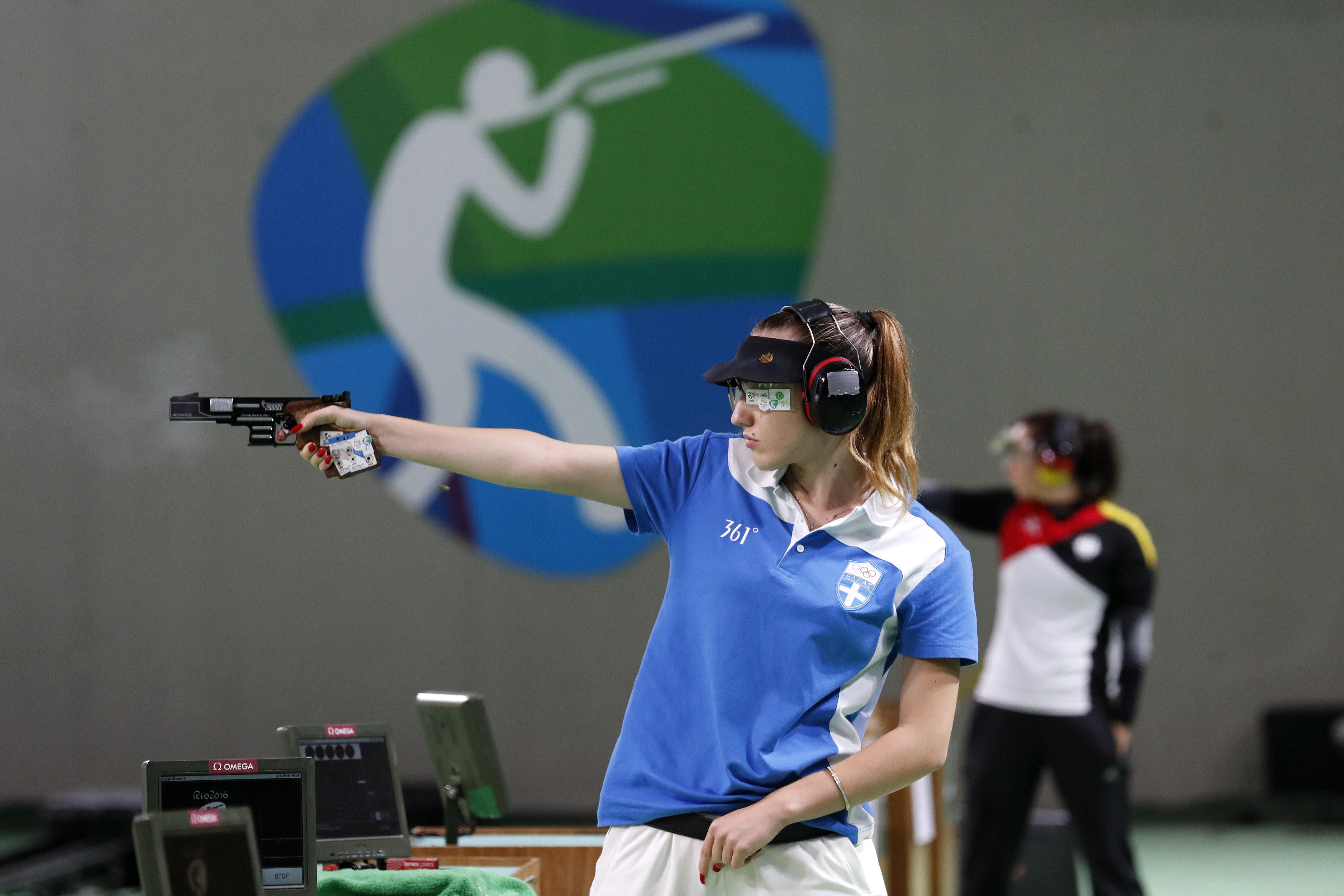 Παγκόσμια πρωταθλήτρια η Άννα Κορακάκη στο αεροβόλο πιστόλι 10μ. | tovima.gr