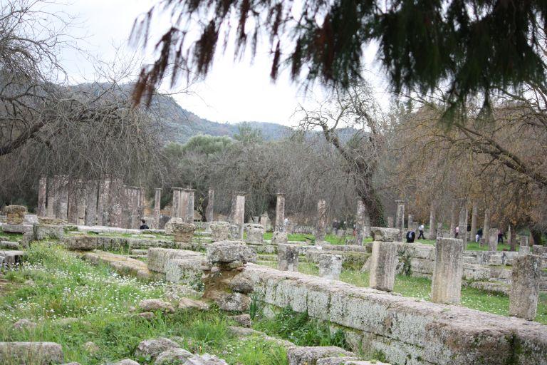 Εργα προστασίας για τον αρχαιολογικό χώρο Ολυμπίας αποφάσισε το ΚΑΣ | tovima.gr