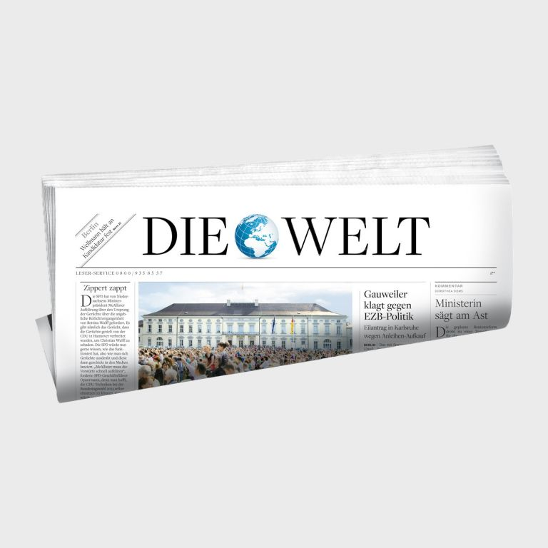 Die Welt: Επιμένει στην ύπαρξη της έκθεσης της γερμανικής πρεσβείας | tovima.gr