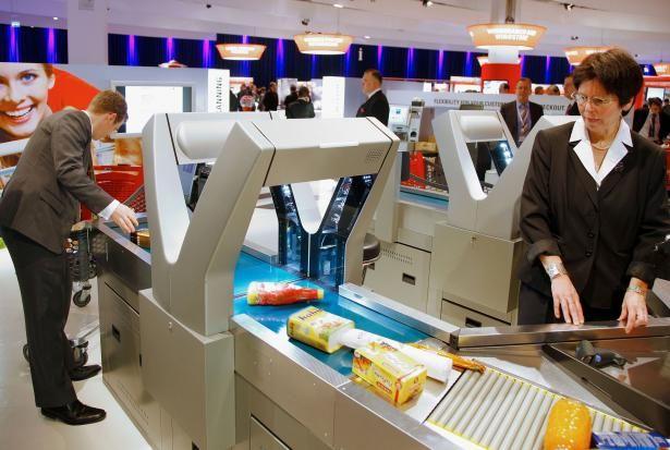 Σαρωτής καταργεί την ουρά στο σουπερμάρκετ! | tovima.gr
