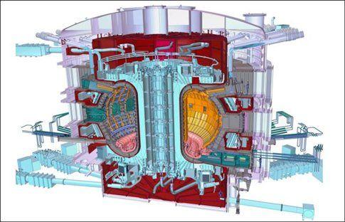 Ξεκινά η συναρμολόγηση του Διεθνούς Θερμοπυρηνικού Αντιδραστήρα   tovima.gr