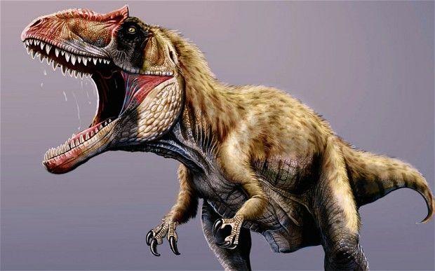 Ο «τρομοκράτης» των τυραννόσαυρων   tovima.gr