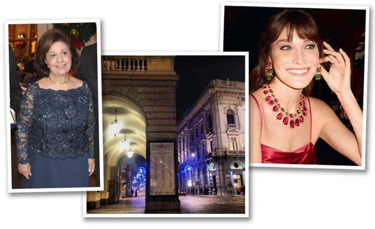 Σίβυλλα alert! Γιατί οι Ελληνίδες φορούν…μπούργκα στο «Tiffany's»; | tovima.gr