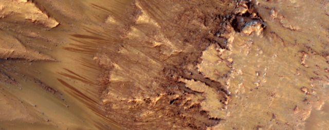 Εντοπίστηκε υγρασία στο έδαφος του Αρη   tovima.gr