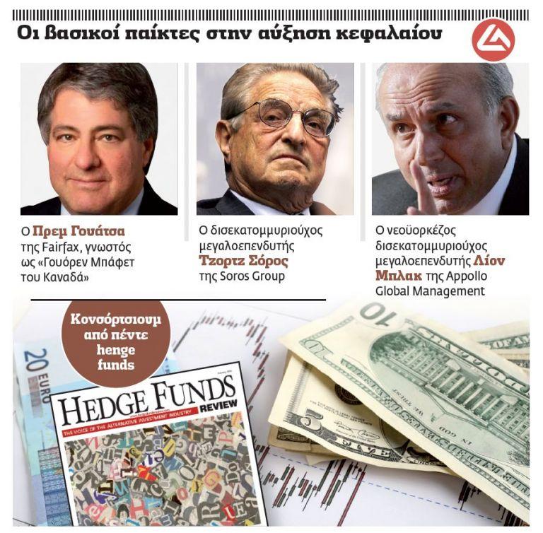 Οι μνηστήρες της Eurobank   tovima.gr