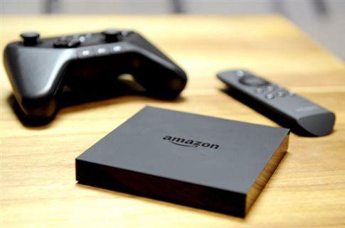 Ερχεται η Fire TV της Amazon | tovima.gr